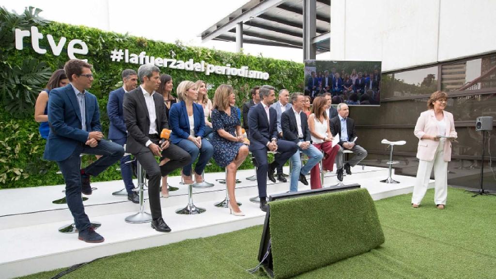 TVE estrena una nova temporada plena de canvis