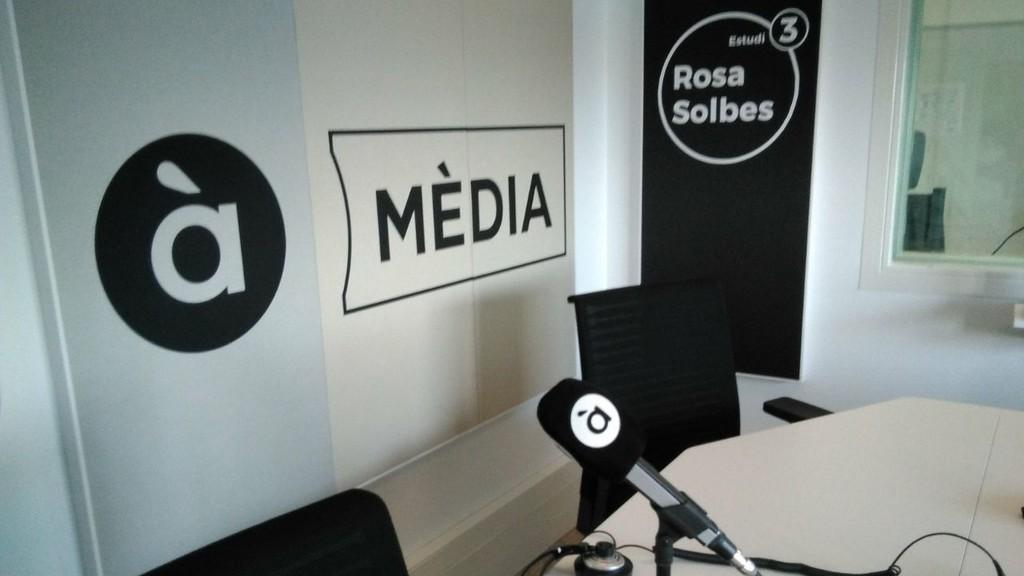 La ràdio d'À Punt presenta la seua nova programació