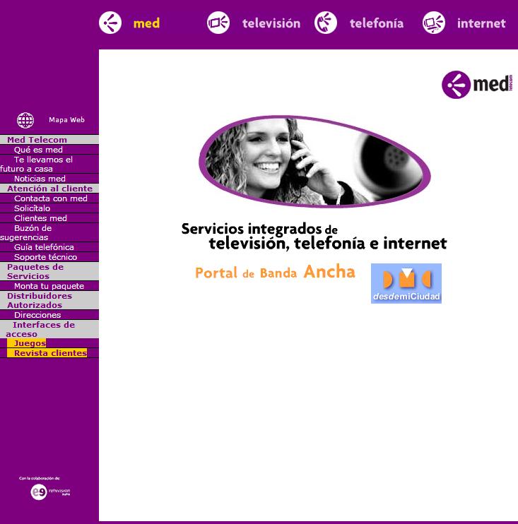 Web MedTelecom