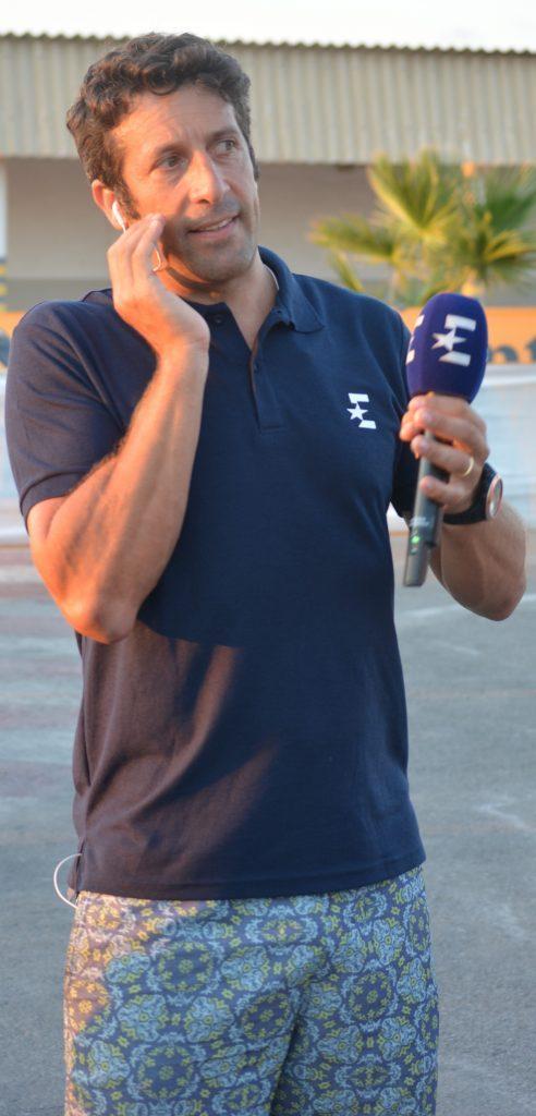Reportero de Eurosport
